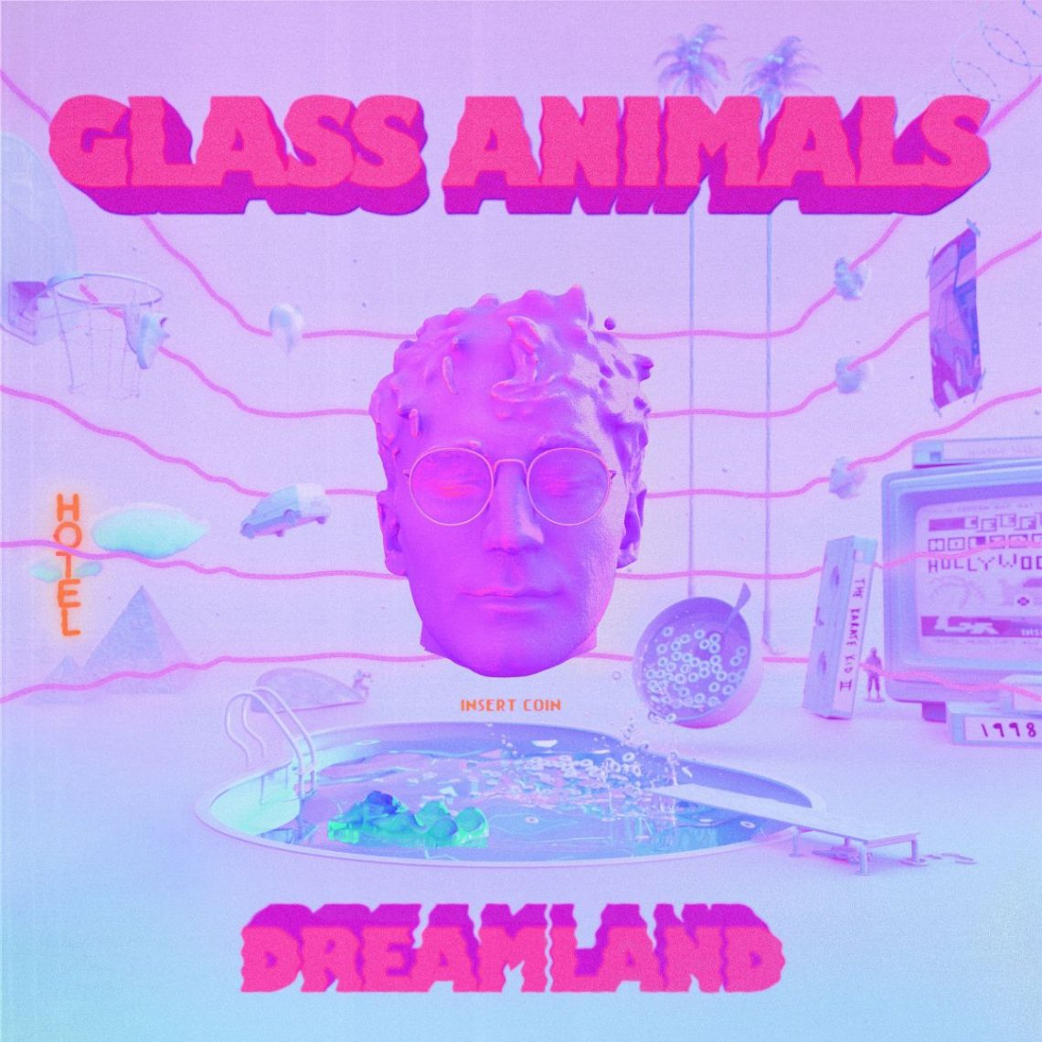 Glass Animals Cover