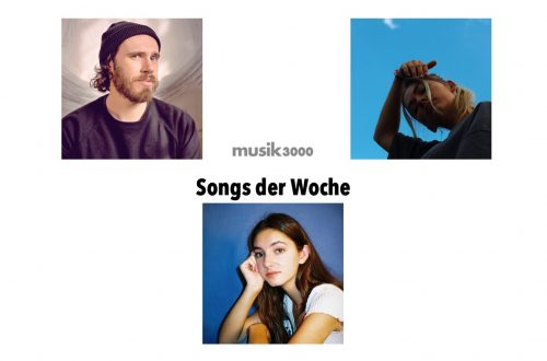 Fotos von James Vincent McMorrow, Alix Page & Lo Lauren