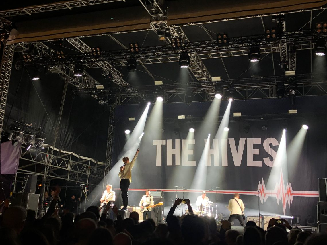 The Hives Pure and Crafted